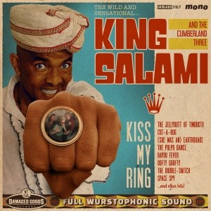 Kiss My Ring King Salami
